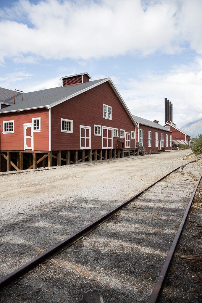 kennicott mine old railway