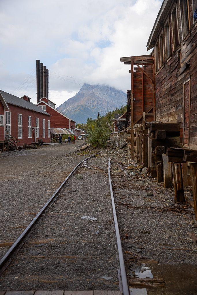 kennicott mine railway