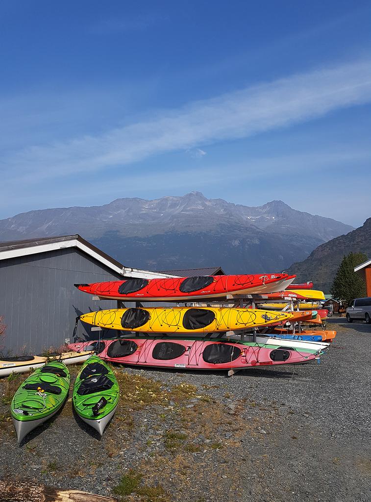 kayak, valdez, alaska, anadyr adventures