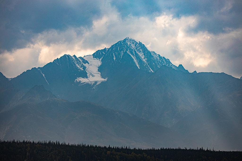 Matanuska Glacier Alaska USA one day becomse day one...