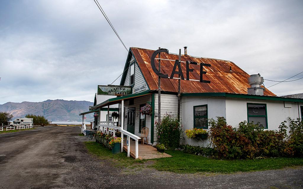 seaview cafe hope alaska