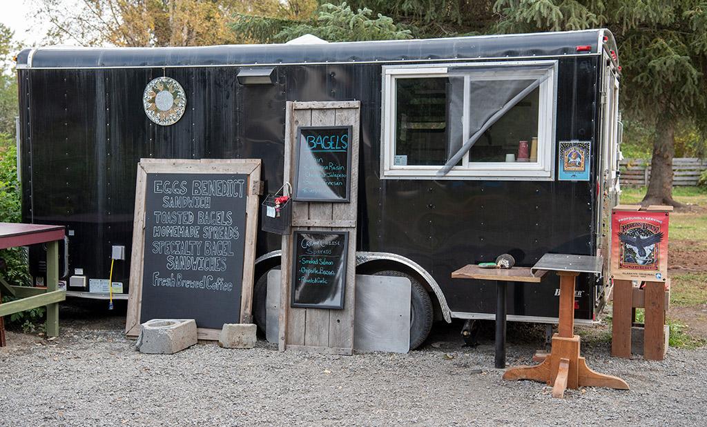 foodtrack in hope alaska - Three best places to visit at Kenai Peninsula Alaska