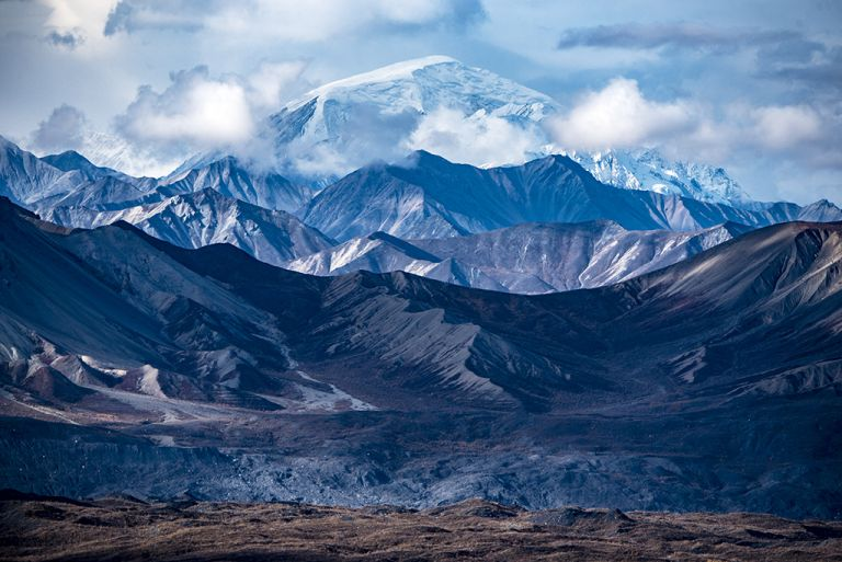 denali national park mckinley peak