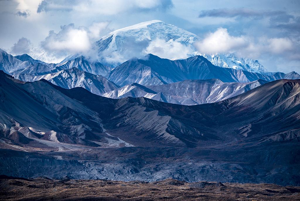 denali national park mckinley peak