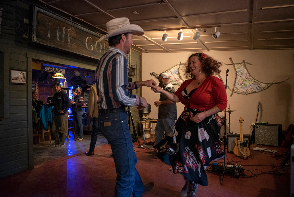 dancing hearts gone south in golden saloon mccarthy alaska