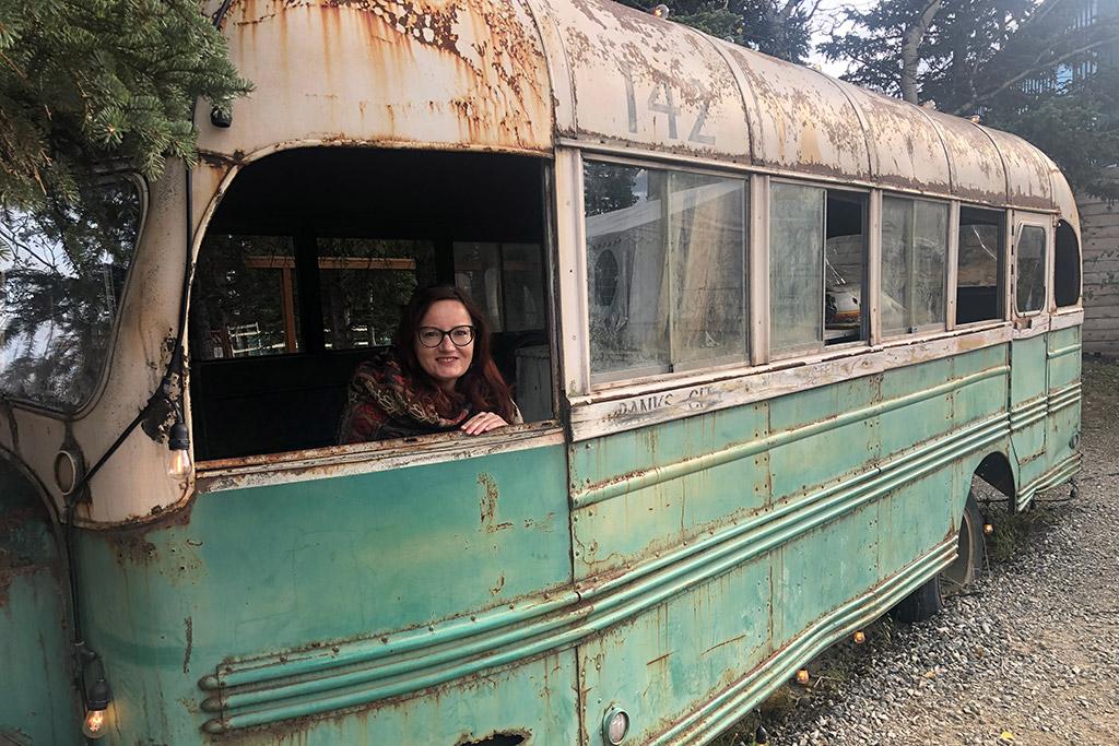 magic bus into the wild healy alaska