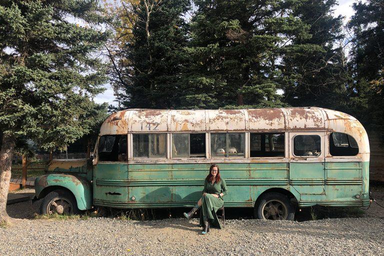 Into the wild – Magic Bus 142
