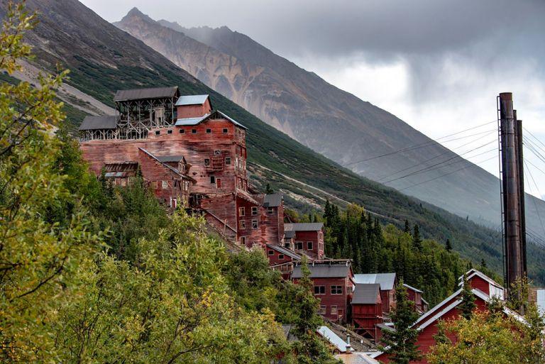 kennicott mine building alaska