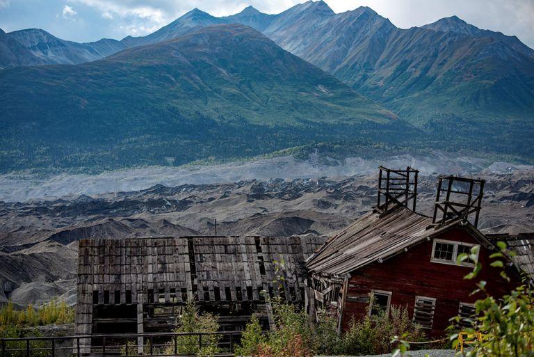 kennicott mine buildings alaska