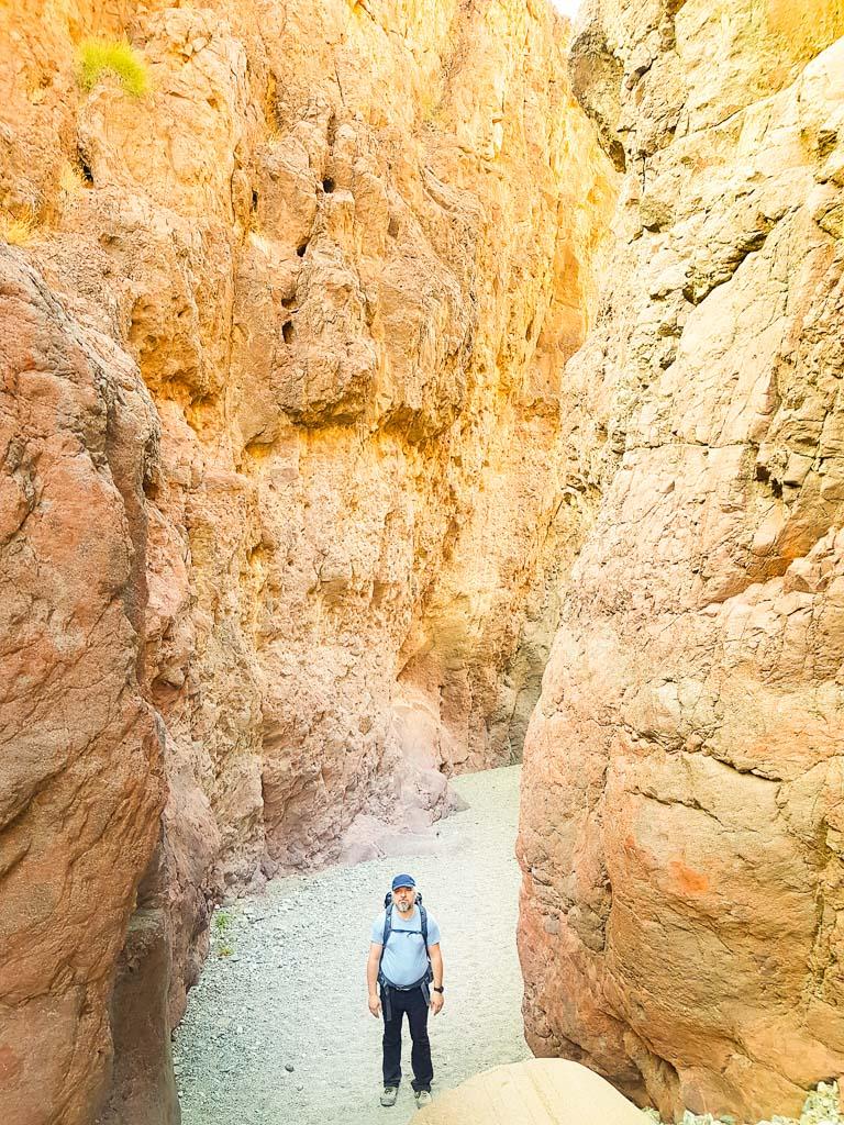 arizona hot springs backpacking