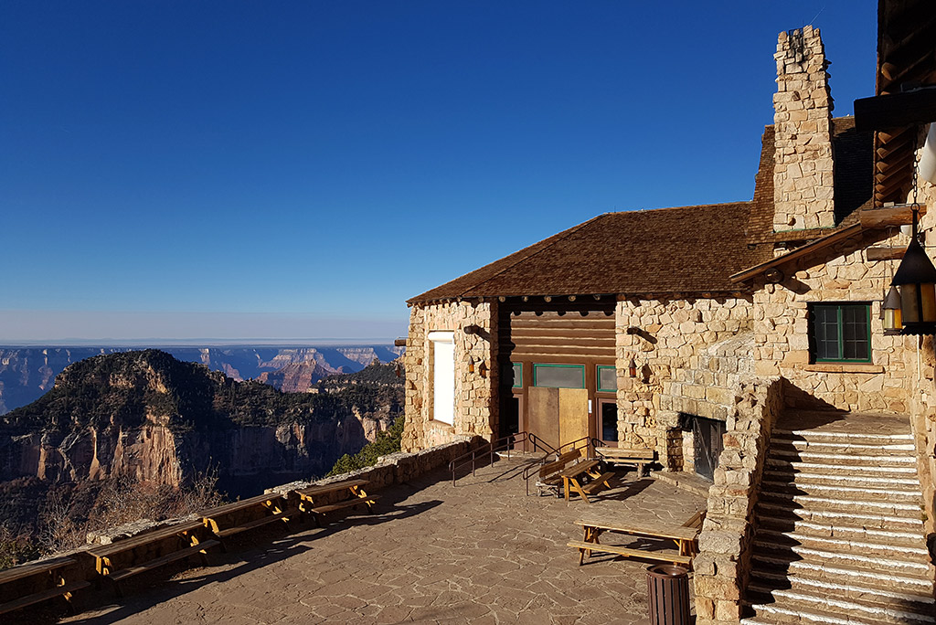 Grand Canyon North Rim hikes from Grand Canyon Lodge North Rim