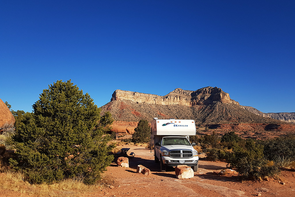 Tuweep Campground