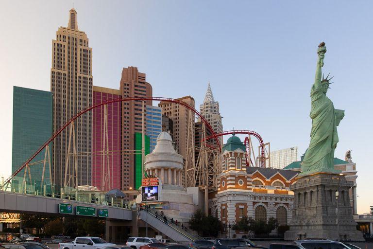 new york hotel in las vegas