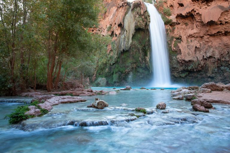 havasu falls havasupai