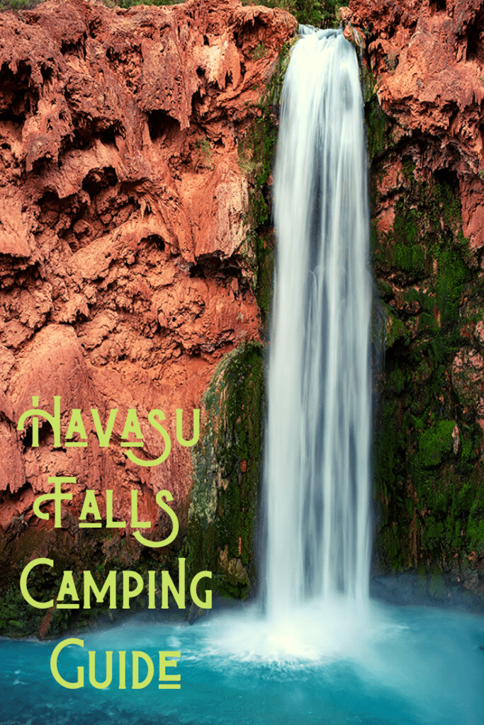 If you have a permit to Havasu Falls, and you know everything about the hike, now it is time to discover hints on the best spots of Havasu Falls Camping!