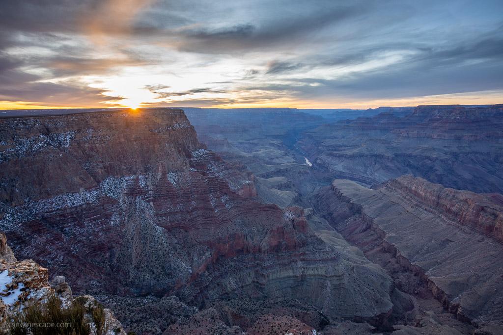 Lipan Point, Grand Canyon South Rim