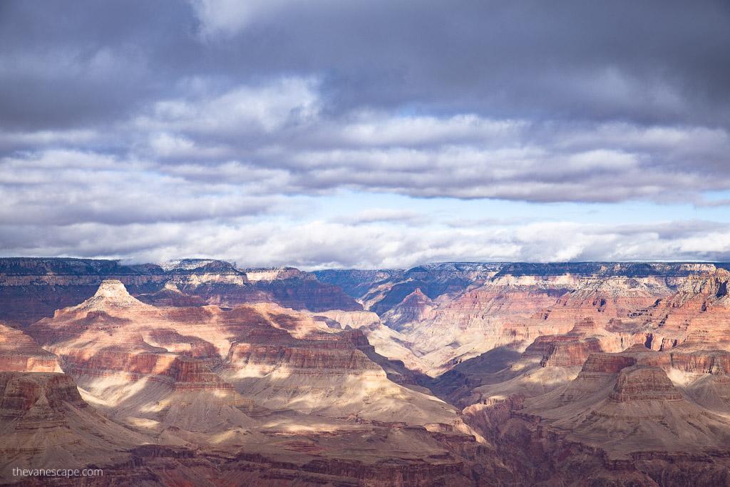 Yavapai Point, Grand Canyon South Rim