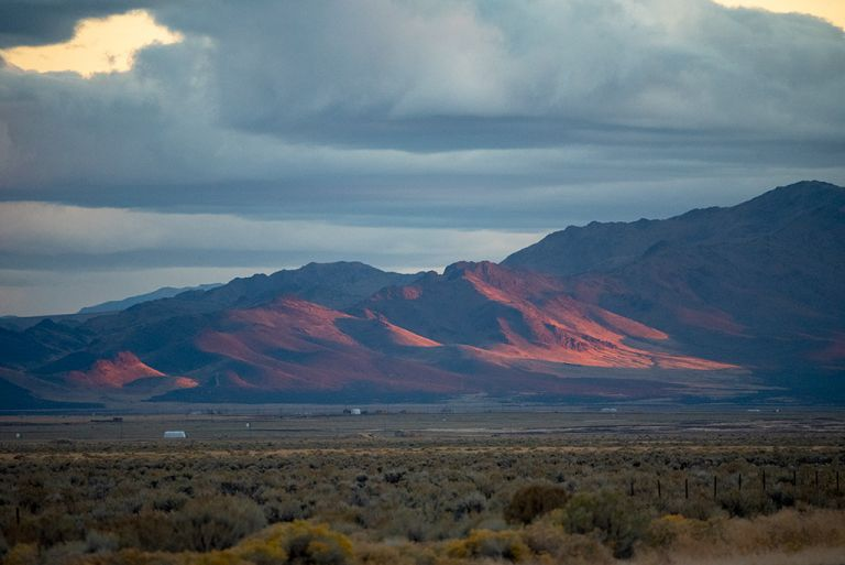 nevada photography travel guide