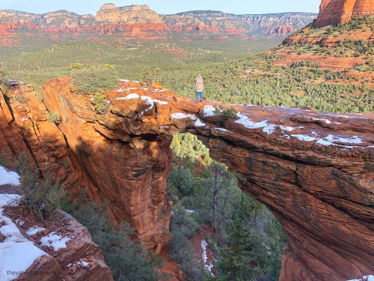 devil's bridge - the three best Sedona hikes