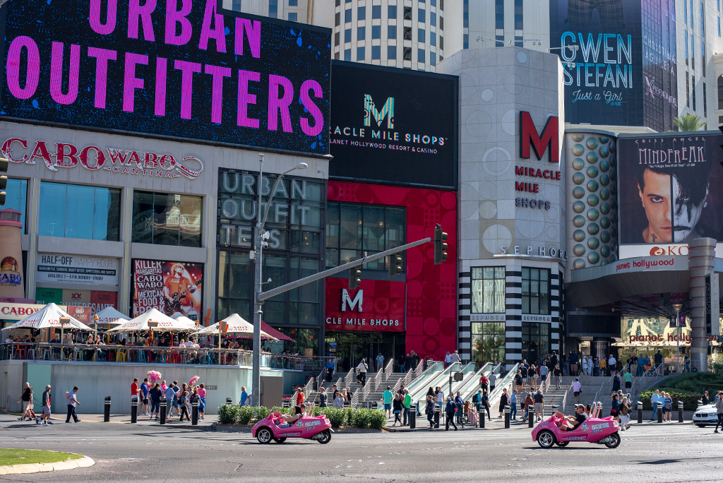 Miracle Mile Shops Las Vegas