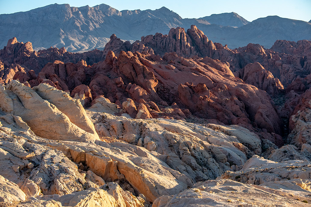 Valley of Fire State Park is possible in 3 days las vegas itinerary