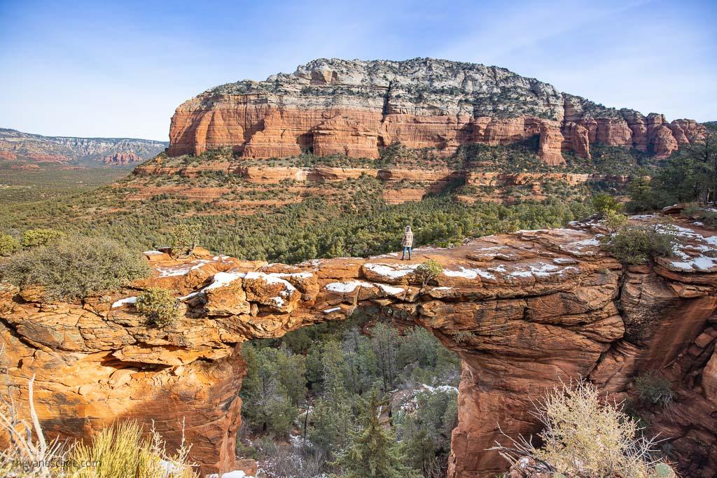 Sedona Hikes Arizona Road Trip itinerary