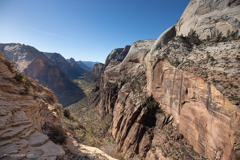 Angels Landing Trail, Zion National Park