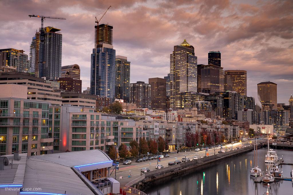 3 Days In Seattle Seattle Waterfront