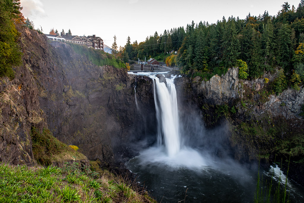 Seattle Itinerary Snoqualmie Falls