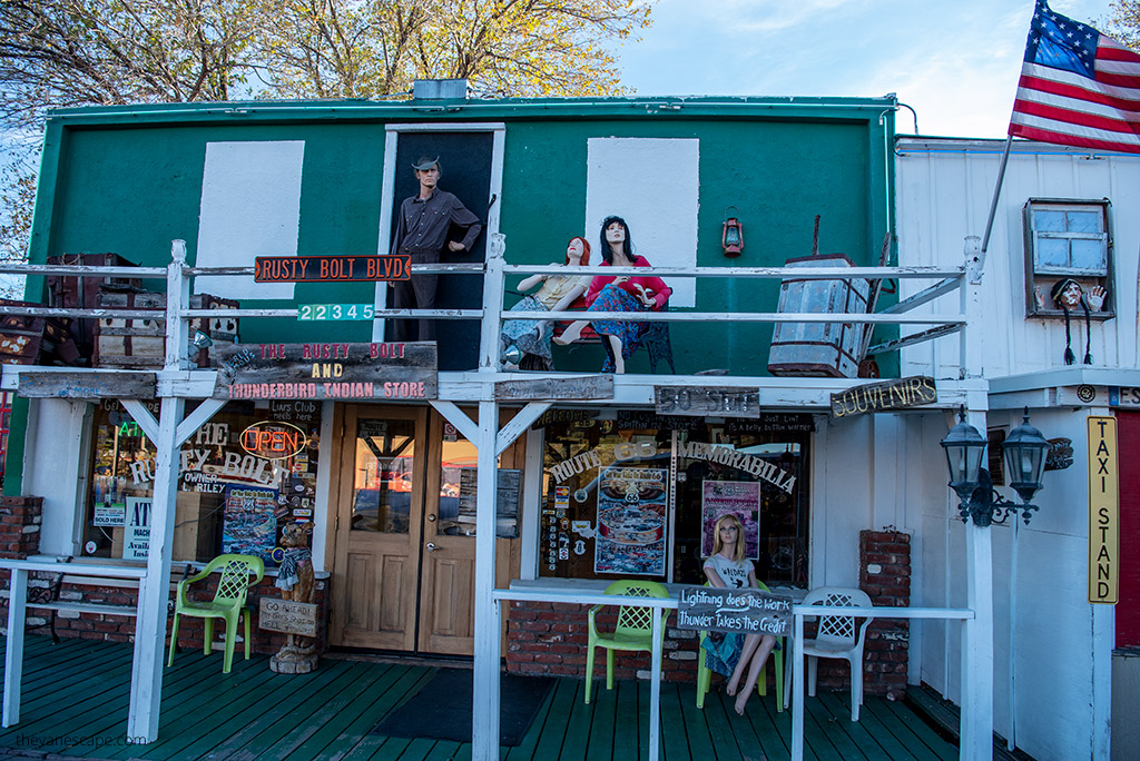 Best Route 66 Towns Arizona