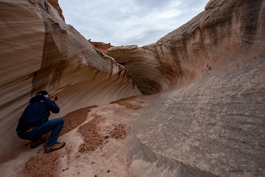 The Nautilus Hike Utah