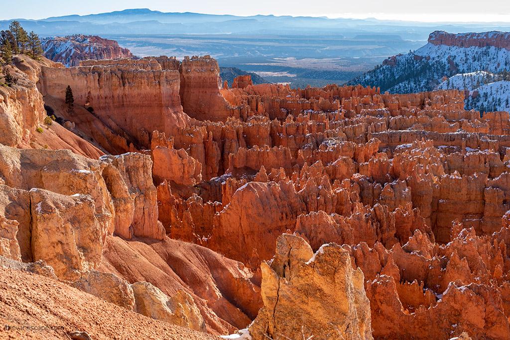 hoodoos of Utah