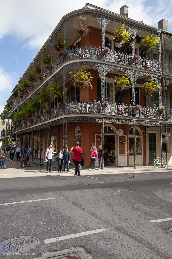 new orleans 3 days itinerary