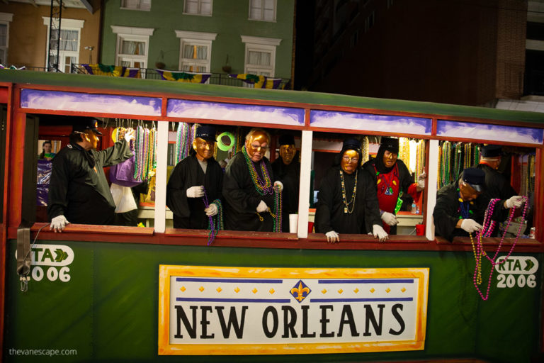 Mardi Gras New Orleans Itinerary 2021