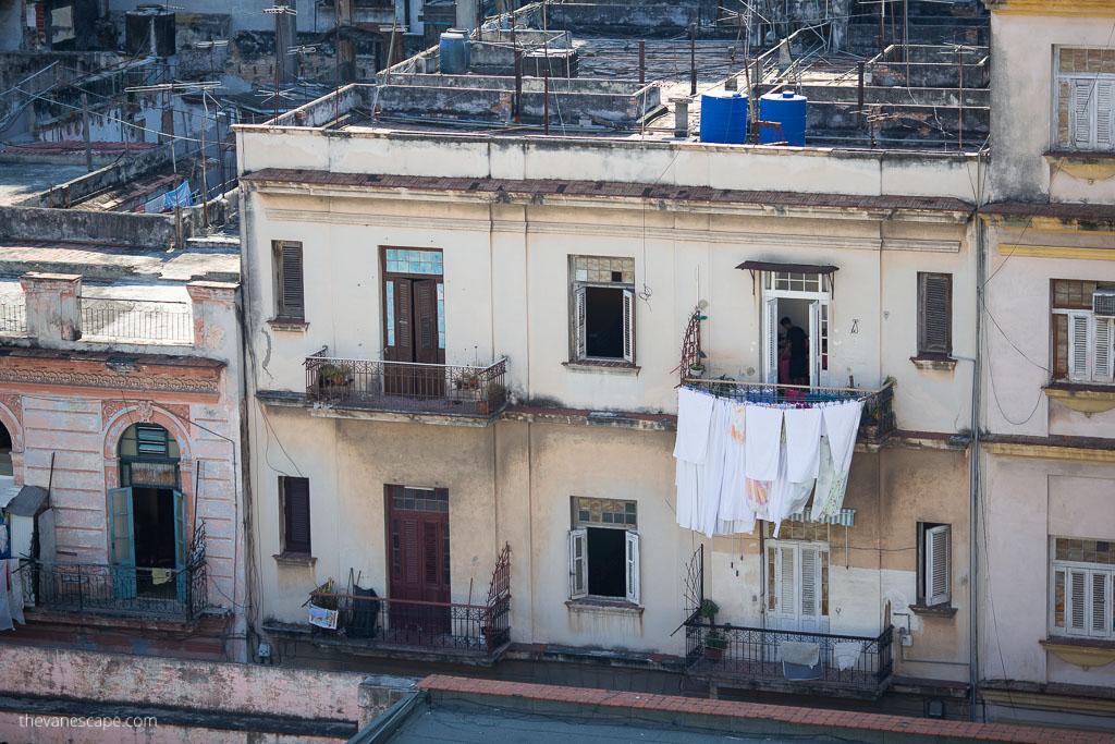 Hotel Ambos Mundos rooftop bar