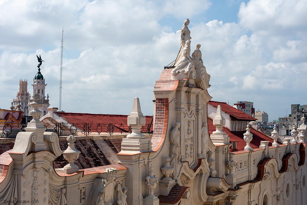 Hotel Inglaterra Best Rooftop Bars in Havana, Cuba
