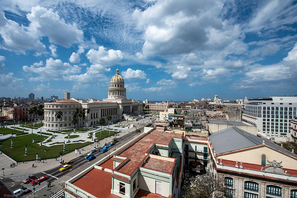Hotel Saratoga Havana, Capitol