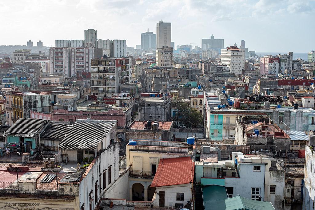 Iberostar Parque Central rooftop bar Best Rooftop Bars in Havana, Cuba