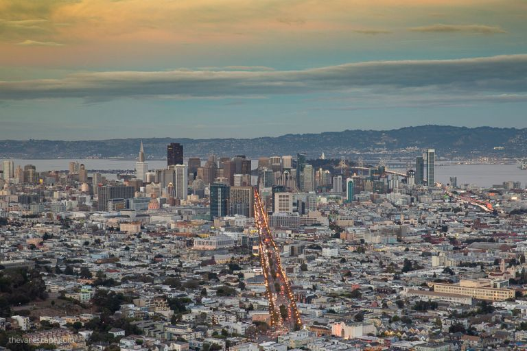 Where to Stay in San Francisco - Market Street