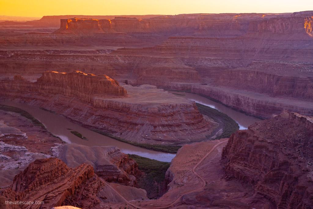 Canyonlands National Park views