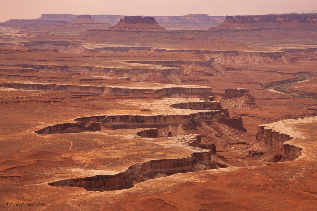 Utah Mighty 5 - Canyonlands