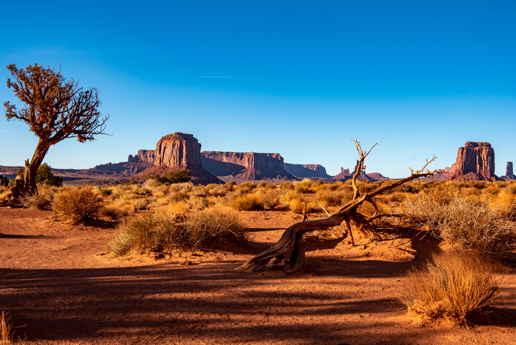 Monument Valley Hike