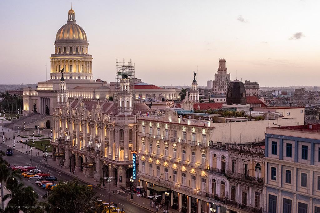 Best rooftop bar in Havana