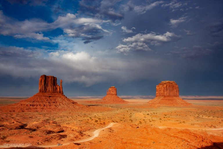 Guide To Visiting Monument Valley