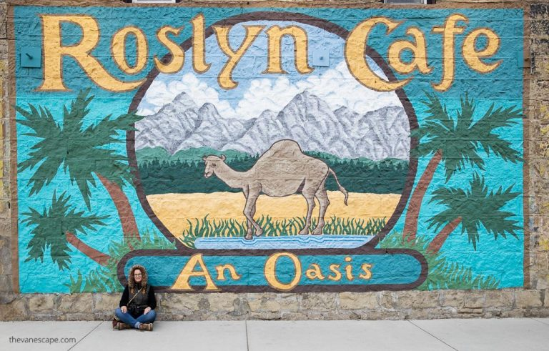 Roslyn the Northern Exposure Town