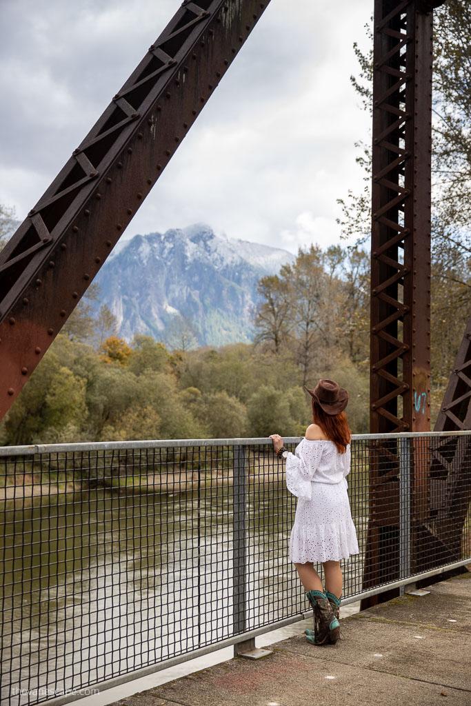 Ronette's Bridge Twin Peaks