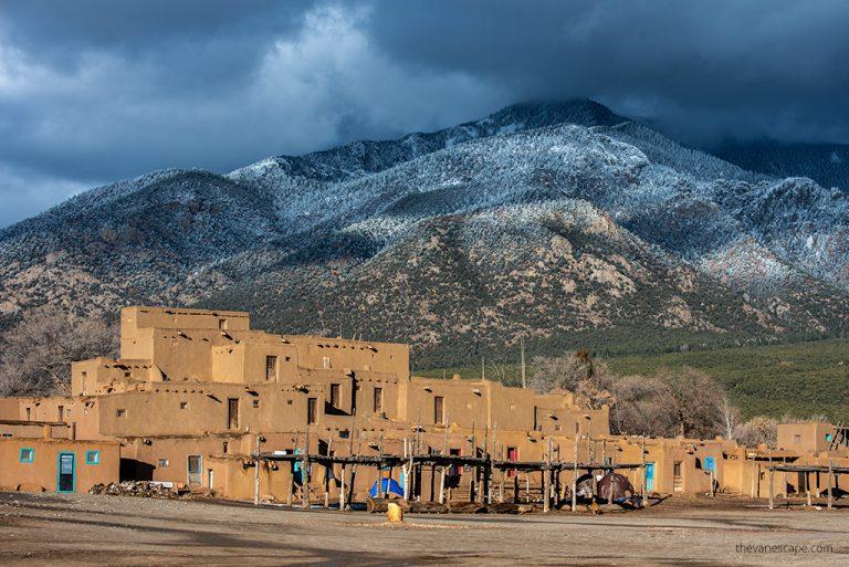 Taos Pueblo Tour in New Mexico