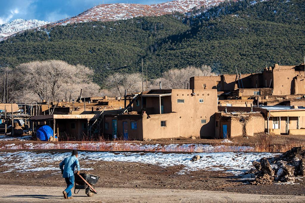 Taos Pueblo Tour