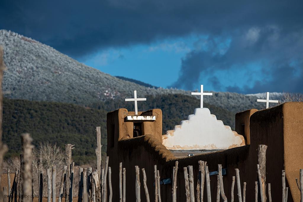 Taos Pueblo Church