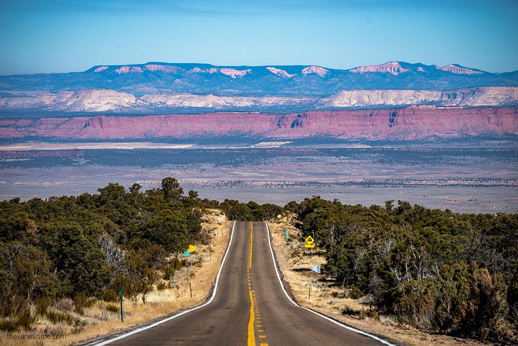 Utah National Parks Itinerary